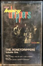 The Honeydrippers Volume One Cassette Tape 90220-4-B
