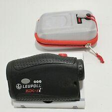 Leupold Gx-1i3 Golf Laser Rangefinder Tournament DNA w/Case Good Bundle