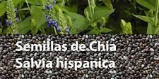 Chia semillas 85 gramos salvia hispanica
