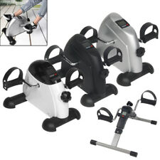 Portable Fitness Pedal Stationary Bike Indoor Exerciser For Arms Legs Physical