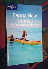 PAPUA New Guinea (Neuguinea) & Solomon Islands # LONELY PLANET