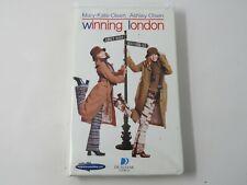 Winning London VHS Children's Video Mary Kate & Ashley Olsen - Free Shipping!