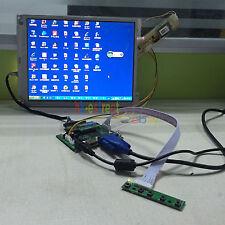 "HDMI+VGA+2AV LCD Controller Board + 10.4"" LQ104S1DG21 800x600 LCD Panel"