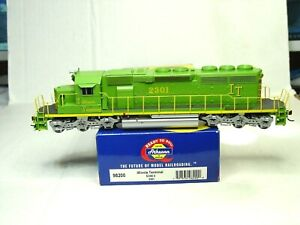 ATHEARN RTR HO SCALE SD40-2 LOCOMOTIVE DCC READY ILLINOIS TERMINAL ATH 98200