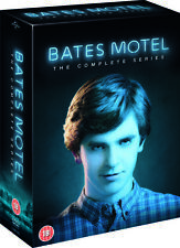 Bates Motel Seasons 1 to 5 DVD Complete Series| 15 Discs Boxset
