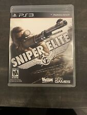 Sniper Elite V2 (Sony PlayStation 3, 2012) Complete Game With Manual PS3 Shooter