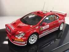 Autoart Peugeot 307 WRC Rallye Monte Carlo 2005 M. Gronholm 1/43 60555