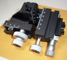 4-Axis Precision Optical Stage - Adjustable Optical Linear Motion Stage