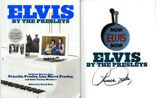 Priscilla Presley SIGNED AUTOGRAPHED Elvis By The Presleys HC 1st Ed 1st Print