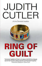 Ring of Guilt (Lina Townend Mystery) Judith Cutler Very Good Book