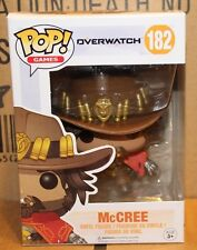 Funko POP Overwatch McCree!!! In Hand & Ready to Ship!!!