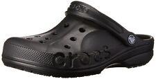 Men's Crocs Classic Signature Baya Clogs Color: Black  Size: M9