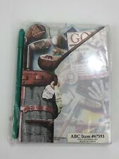NEW GOLF NOTEPAD Set With Pen