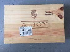 Vega Sicilia Alion 2011 - 6 Pack - Wooden Wine Box