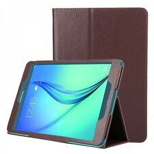 Case Brown Case for Samsung Galaxy Tab a 9.7 T555N T550 Cover Case Pouch