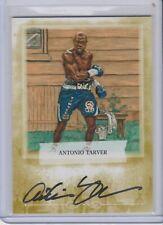 2010 Sports Kings Gold  Autographs Boxing Champions #AAT2  Antonio Tarver  */5