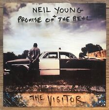 NEIL YOUNG + PROMISE OF THE REAL THE VISITOR CD (December 1st 2017)