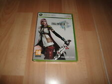 Pal version Microsoft Xbox 360 final Fantasy XIII