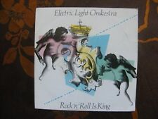 SP ELECTRIC LIGHT ORCHESTRA - Rock And Roll Is King / Jet 7034  Europe  (1983)