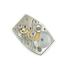PARTIAL WALTHAM 750-B 17 JEWEL MANUAL WIND WATCH MOVEMENT FOR PARTS OR REPAIR