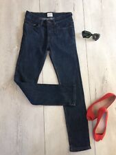 Denim Co W28 L30 Uk10 Jeans Skinny Slim Fitted Stretch High Waist Primark