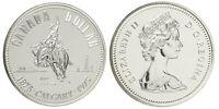 Canada 1975 Calgary Centennial Specimen Silver Dollar!!
