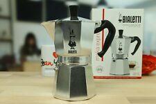 BIALETTI Moka Express Alu Espresso Kocher Kaffeebereiter 6 Tassen coffee machine