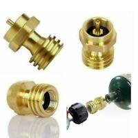 Camping Outdoor Gas Tank Inflatable Joint Stove Propane Tank Adapter Refill Y4U6