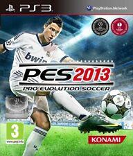 Pro Evolution Soccer 2013 (PS3).