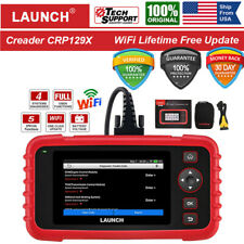 LAUNCH X431 Code Reader CRP129 X Automotive OBD2 Scanner ABS SRS Diagnostic Tool