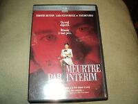 "DVD ""MEURTRE PAR INTERIM"" Timothy HUTTON, Lara FLYNN BOYLE, Faye DUNAWAY"