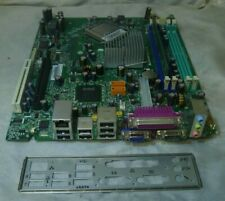87H5127 Lenovo Thinkcentre M57/M57p Socket 775 Motherboard With CPU Plate & RAM