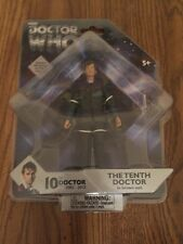 Doctor Who 10th Doctor with Sonic Screwdriver Action Figure