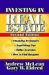 Investing in Real Estate [Import] [Paperback]