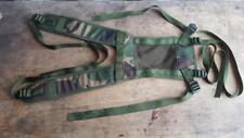 Genuine Issue British Army DPM Main Yoke PLCE Webbing