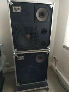 Zeck 15/2 PA Lautsprecherbox-Paar
