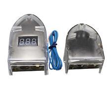 A4A 12V digital display Positive Negative 0/8 Ga AWG Car Battery Terminal