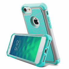 Shockproof Rubber Hybrid Case Cover Bumper For Apple iPhone 6 Plus/ 6S