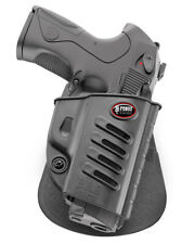 Fobus 360 roto retention paddle holster s&w m&p shield .45cal / walther pps 9mm