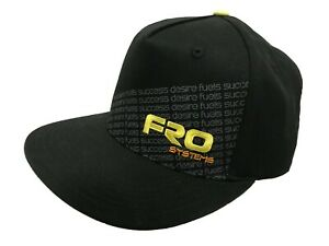 Corporate FOCUS Black Cap - FRO Systems - Sport, Hat