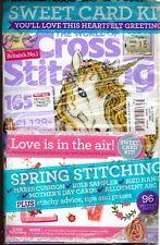 The World of Cross Stitching #78 (2019) Factory Packaged  + Sweet Card Kit