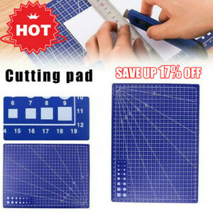 Cutting Mat Self Healing Non Slip Craft Quilting Grid Lines Printed Board A3/A4