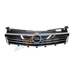 Opel Vauxhall Astra H 2007 - 2010 Facelift Grille Chrome 1320370