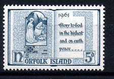 Mint Never Hinged/MNH Single Norfolk Islander Stamps