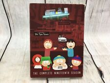 South Park Season 19 Nineteen (Dvd)