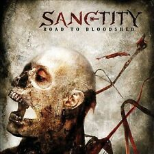 SANCTITY-ROAD TO BLOODSHED USED BMG DIRECT