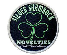 Patch - Silver Shamrock Novelties Patch - Heat Seal / Iron on Patch for jackets,