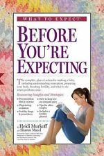 What to Expect Before You're Expecting-ExLibrary