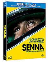 Senna - Triple Play (Blu-ray + DVD + Digital Copy) [Region Free], DVDs
