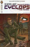 Cyclops #5 Comic Book - Archaia